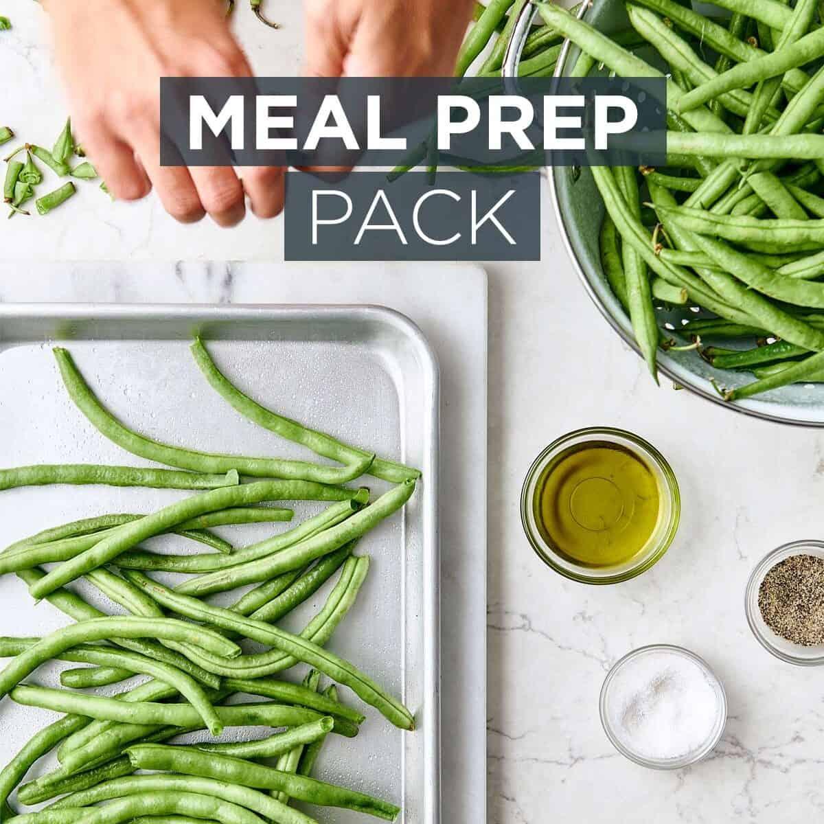 Meal Prep Pack