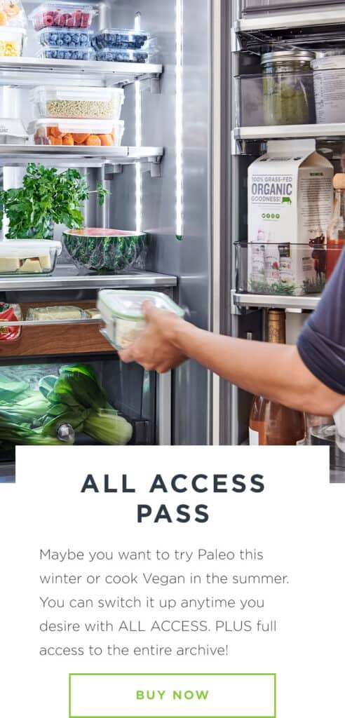 All Access Pass to Meal Plans